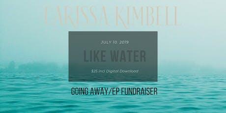 Going Away/EP Fundraiser Show tickets