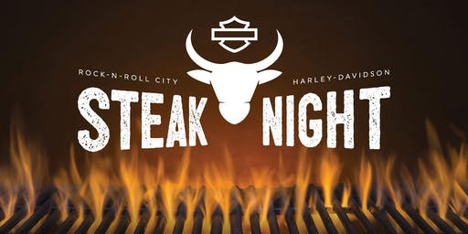 June's Steak Night for Charity