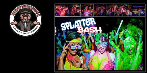 Paint Splatter Bash