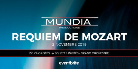 Requiem de Mozart tickets