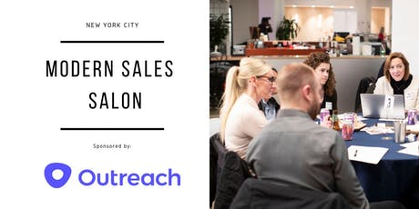 "Modern Sales Pro Salon - New York #14 - ""Modern Engagement Strategies"" tickets"