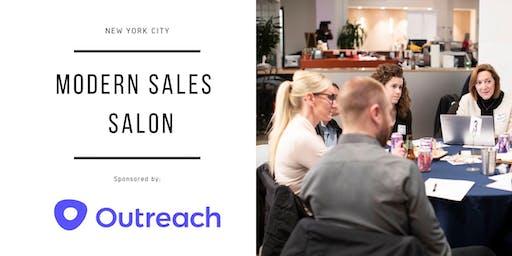 "Modern Sales Pro Salon - New York #14 - ""Modern Engagement Strategies"""