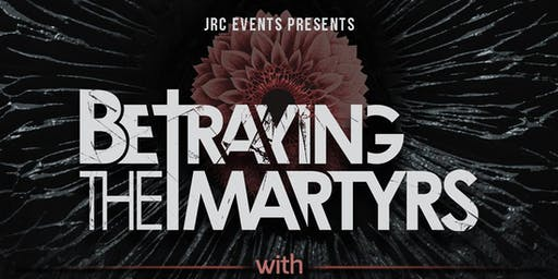 Betraying The Martyrs, Entheos, Within Destruction