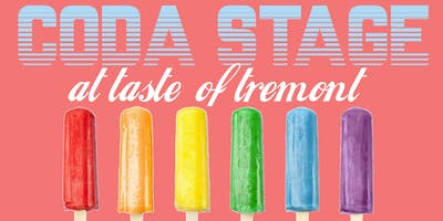 CODA Stage at Taste of Tremont