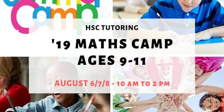 HSC Tutoring '19 Maths Camp tickets