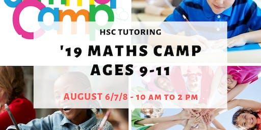 HSC Tutoring '19 Maths Camp