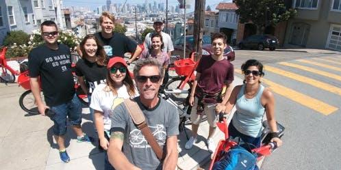 Free Ebike City Tour
