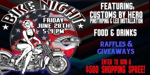 Patriot Bike Night!