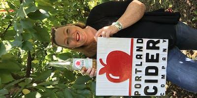 Christina's Farewell Cider Crawl - Portland Cider Company