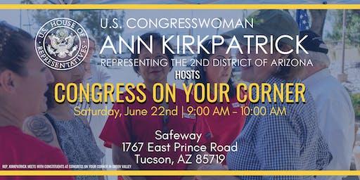 Congress On Your Corner - Tucson
