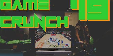 GameCrunch 2K19 tickets