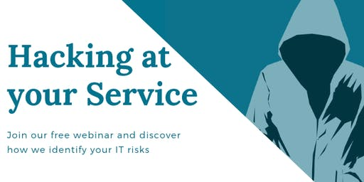 Free Webinar: Hacking at your Service