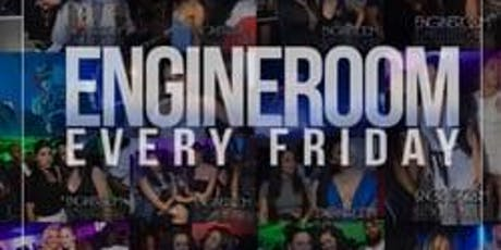 Rsvp for Engine room tickets