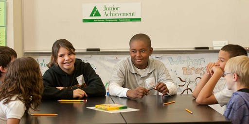 Build Your Own Business with Junior Achievers - for 6th-9th graders - FREE