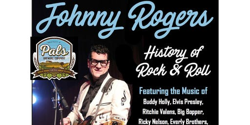 Johnny Rogers Show