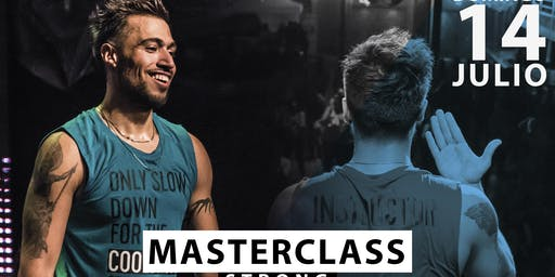 MasterClass Strong By Zumba Marcos Aier