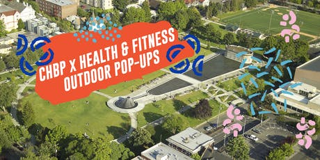 CHBP x HEALTH & FITNESS OUTDOOR POP-UPS tickets