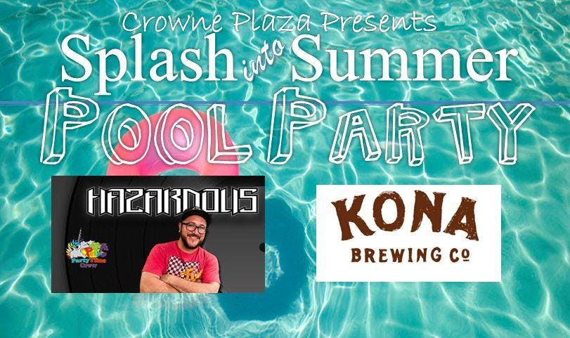 Splash into Summer Pool Party