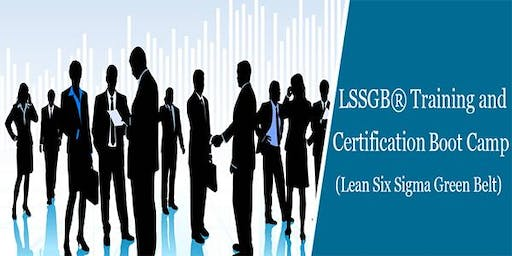 Lean Six Sigma Green Belt (LSSGB) 4 Days Certification Course in Arrowsic, ME