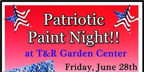 Patriotic Paint Night