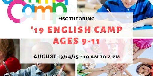 HSC Tutoring '19 English Camp