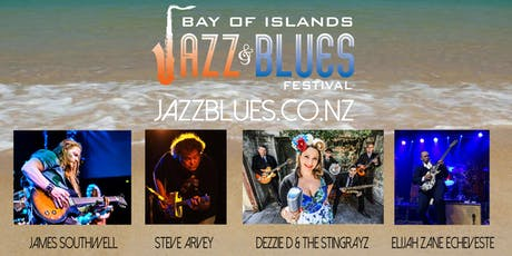 Bay of Islands Jazz and Blues Festival tickets