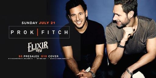 Nofaux Presents: Prok & Fitch @ Elixir Orlando