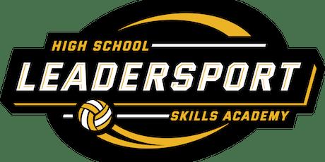 LEADERSPORT VOLLEYBALL SKILLS ACADEMY (GIRLS) - RICHMOND, VA (FREE) tickets