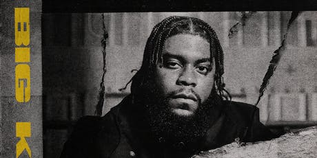 BIG K.R.I.T. - From The South With Love Tour 2019 tickets