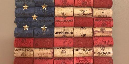 Craft Day - American Flag