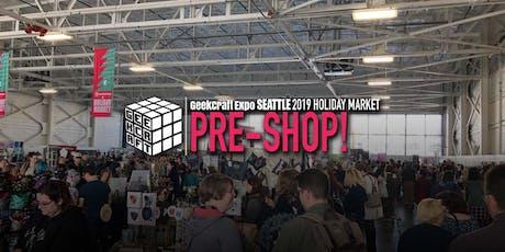 GeekCraft Expo SEATTLE 2019 Pre-Shop! tickets