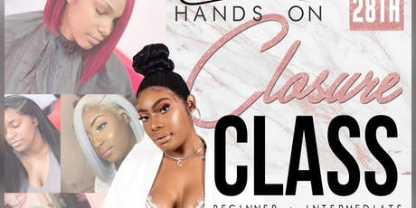 Hands On Closure Class tickets