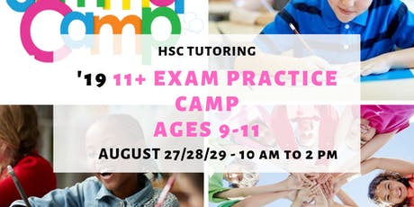 HSC Tutoring Exam Practice Camp tickets