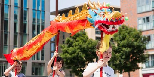 Dragon Boat Festival fun with Dragon Discoveries