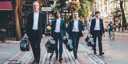 The Vancouver Cello Quartet in Concert