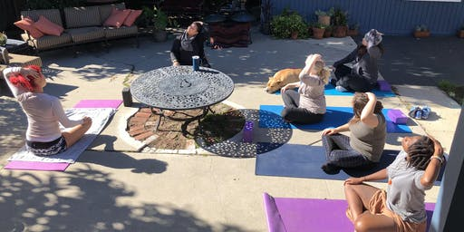 Yoga Brunch Gathering