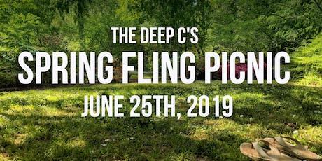 2019 Deep C's Spring Fling - June 25th tickets