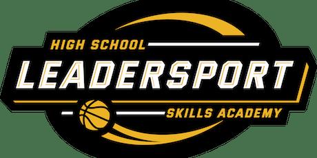 LEADERSPORT BASKETBALL SKILLS ACADEMY - NORFOLK, VA (FREE) tickets