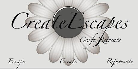 March 12-16, 2020 Craft Retreat! tickets