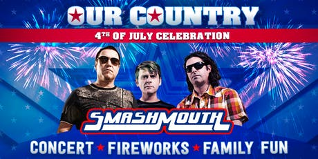 OUR COUNTRY 4th of July Spectacular tickets