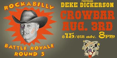 Rockabilly Battle Royale tickets