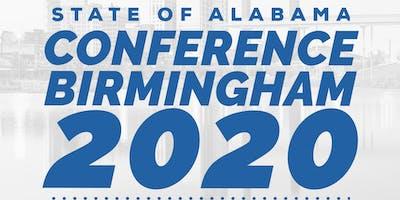 Phi Beta Sigma Fraternity, Inc - 2020 Alabama State Conference