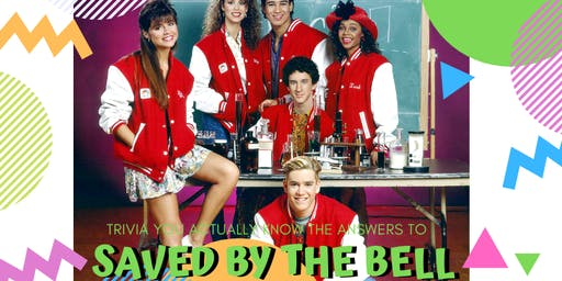Trivia You Actually Know the Answers to: Saved by the Bell Edition