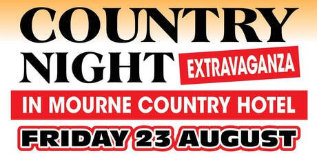 Charity Country Night tickets