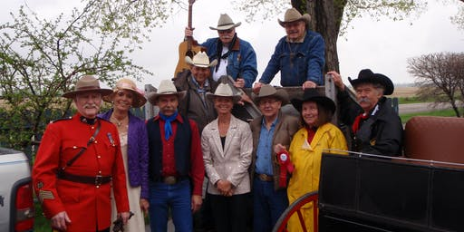Alberta Cowboy Poetry Association Trail's End 2019