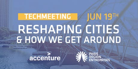 TechMeeting - Reshaping Cities and How We Get Around tickets