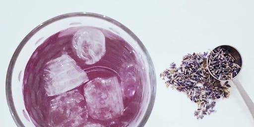 Herbal Study - Nervines: Teas, Tinctures, Essential Oils.