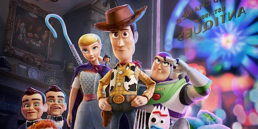 Bridgeway Private Showing: Toy Story 4!