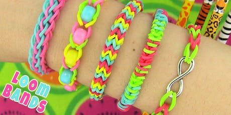 Loom Bands!  tickets
