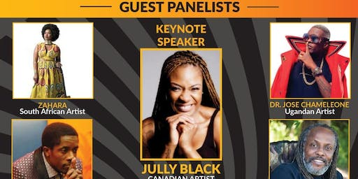 AFRICAN DESCENT MUSIC CONFERENCE: 2019